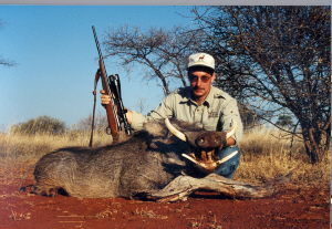 "Dave Noem - 10"" Warthog - Limpopo Province, South Africa"