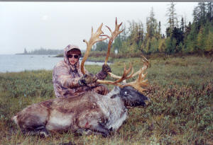 Dave Noem - Caribou - Quebec, Canada
