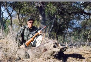 "Dave Noem -12"" Warthog - South Africa"