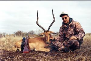"Dave Noem - 25"" Impala - South Africa"